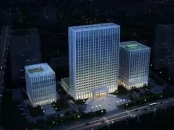 内蒙古东部电力有限公司调度通信楼项目