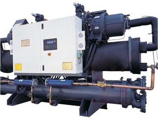 包头水源热泵机组